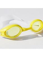 nuevos niños auténticas gafas de natación niebla nasal ajustable