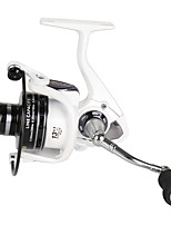 TXL4000 Superior Quality White Metal Spinning Fishing Reel Fixed Spool Reel 13 +1 BB Bait Casting Reel