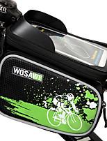 WOSAWE® велосипед сумка 2L以下LСотовый телефон сумка / Бардачок на рамуВодонепроницаемый / Дожденепроницаемый / Водонепроницаемая