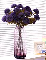 1 1 Филиал Полиэстер / Пластик Другое Букеты на стол Искусственные Цветы 24.8inch/63cm
