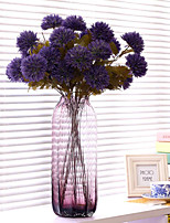 Hi-Q 1Pc Decorative Flower Qiu Ju Wedding Home Table Decoration Artificial Flowers