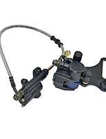 15mm kinesiska smuts grop cykel bakre systemet hydrauliska bromsok pump pad kabel 110cc 125cc delar