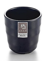 Melamine Tableware Black Grosted Cup for Restaurant (7516-1)
