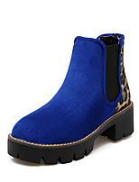Women's Boots Fall / Winter Platform / Riding Boots / Fashion Boots / Bootie / Comfort / Combat Boots / Round Toe /