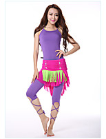 Belly Dance Outfits Women's Training Modal 2 Pieces  Belly Dance Top / Pants