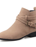 Women's Shoes Fall / Winter Fashion Boots / Motorcycle Boots / Combat Boots / Pointed Toe Boots Office & Career / Dress