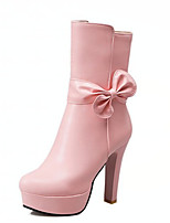 Women's Boots Fall / Winter Heels / Platform / Riding Boots / Fashion Boots / Bootie / Comfort / Combat Boots /