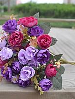 Polyester Wedding Decorations-1Piece/Set Artificial Flower Wedding / Birthday Fairytale