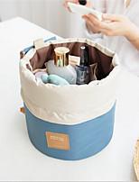 Large Volume Pumping With Makeup Bag Bag Lady Drum Wash Bag Bag Three Piece