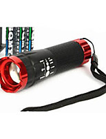 Bike Light,Flashlights-1 Mode 120 Lumens Easy to Carry Otherx3 Battery Cycling/Bike Red Bike Other Q3
