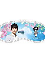 The New Star Exobiology Ice Patch Tfboys Li Yi Feng Lu Han Gd Eye Hd Pvc (Random Delivery)