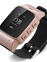 Adult Anti-lost GPS +Wifi Smart Positioning Watches Targeting for The Elderly Can Call Anti-lost Watch