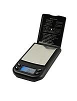 sscales electrónicos de bolsillo de palma escalas Eelectronic balanzas 0,1 g boutique de joyería (venta 500 / 0,1 g)