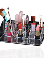 Acrylic Cosmetic Organizer Clear Makeup Jewelry Cosmetic Storage Display Box Cosmetic Holder Organizer Box
