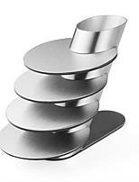 Acier inoxydable Rond / Carré Sets de table / Dessous-de-verres