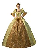 Steampunk®Georgian Victorian Princess Vintage Dress Ball Gown Reenactment Halloween Prom Dress