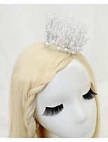 Women's Alloy Headpiece-Wedding Tiaras 1 Piece