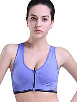 Deportes®Yoga Ropa Interior Transpirable / Secado rápido / Compresión Eslático Ropa deportiva Yoga / Running Mujer