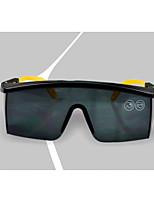 Dyer torre 101113 gafas de protección antichoque gafas de protección contra los rayos UV anteojos clásico negro
