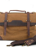 Men Canvas Casual / Outdoor Shoulder Bag / Tote