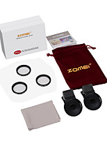 zomei® m3 star4 + star6 + STAR8 Clip iphone lense pour iphone / caméra smartphone Android