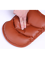 The Car Armrest Pad / Central Armrest Box / Car / Vehicle Walking Pad Bubble Arm Pad / Microfiber PU Leather