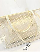 Women Plastic Casual / Outdoor Shoulder Bag