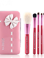 5Pcs Portable Beauty Makeup Tools Brush Sets