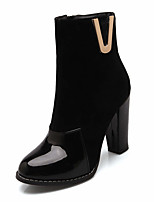 Women's Boots / Fashion Boots / Basic Pump / Round Toe Wedding / Office & Career / Party & Evening