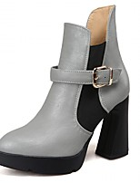 Women's Heels Spring / Summer / Winter HMicrofibre /tegory  Materials OccaSeasonPerformance Upper Type AccenUppe Season