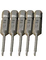 50mm f1 / 4-50-t56.35 звездообразный электрическая отвертка отвертка головка (пачка 5)