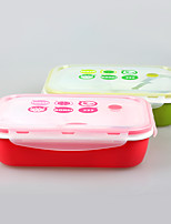 Eco Friendly Leakproof Student Lunch Box with Soup Bowl