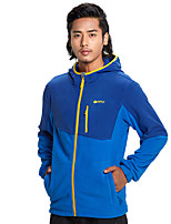 Outdoor Men's Tops Leisure Sports Antistatic / Windproof / Comfortable / Thermal / Warm Spring / Autumn / Winter Sports
