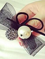 Damen Perle Kopfschmuck-Hochzeit Blumen 1 Stück