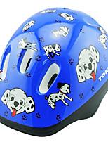 Casque Vélo(Bleu,EPS / PVC)-deEnfant-Cyclisme / Cyclotourisme / Patin à glace N/C 6 Aération S: 52-55CM