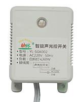 el interruptor de control del interruptor de luz que funciona con sonido leddriver