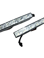 2pcs LED DRL 99% Automodelle superhellen ip68 wasserdicht Widerstand 10w Hochleistungs-LED-TFL