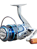 Spinning Reels 5.5/1 13 Ball Bearings Exchangable Spinning / Lure Fishing-ZF2000 YUMOSHI