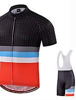 Esportivo Moto/Ciclismo Blusas Mulheres Manga Comprida Respirável / Vestível / Confortável Poliéster / Terylene Clássico Preto M / L / XL