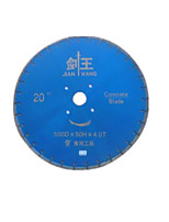 Cement Cutting Diamond Blades(Specification:  500*4mm 、Inner Diameter:50mm;Max Line Speed:30000rpm)