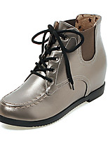 Women's Shoes Fashion Boots / Combat Boots / Round Toe Boots Office & Career / Dress / Casual Low Heel Gore