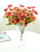 Hi-Q 1Pc Decorative Flower Chrysanthemum Wedding Home Table Decoration Artificial Flowers