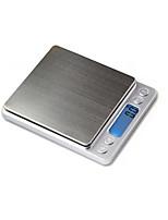 прецизионные мини электронные весы ювелирные изделия (диапазон взвешивания: 2000g / 0.1g)
