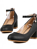 Women's Heels Spring / Summer / Fall / Winter Heels / Platform / Novelty / Ankle Strap / Pointed Toe
