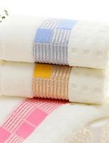 Serviette-Fil teint- en100% Coton-33*73cm