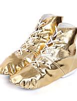 Non Customizable Women's Dance Shoes Leatherette Leatherette Jazz / Dance Boots Boots /