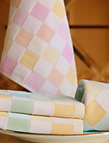 100% Cotton Yarn-dyed Gauze Small Square Grid