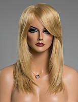 capless longue détonation complète réelle natura droite cheveux humains perruque
