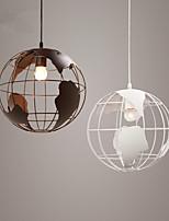 5 Подвесные лампы ,  Традиционный/классический Живопись Особенность for Мини Металл Гостиная / Спальня / Столовая
