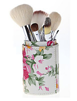 12 Makeup Brushes Set Others Full Coverage Wood Face DANNI